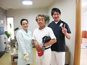 はやま歯科医院 院長、葉山揚介です。